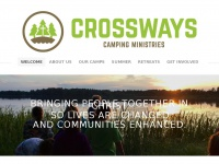 Crosswayscamps.org - Crossways Camping Ministries - Welcome