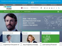 Rsm.global - RSM Global | Audit Tax and Consulting Services