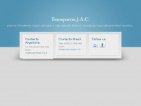 transportesjac.com.ar