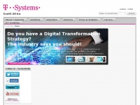 T-systems.co.za - Home | T-Systems South Africa