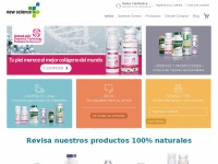 Newscience.cl - NEW SCIENCE - Productos 100% naturales