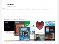 Dgpprint.com.sg - Best printing company & Services in Singapore | DGP Print