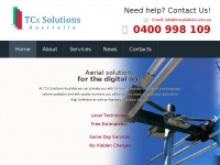 Tcxsolutions.com.au - TCX Solutions Digital TV Antenna Installation Service