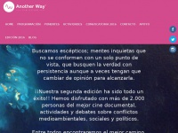 Another Way Film Festival | 2016 | Festival de cineAnother Way
