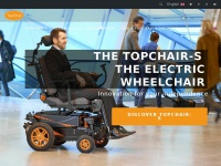 Topchair.fr - The TopChair-S electric wheelchair