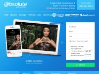 Absolutewebservices.com - Web Design, Development & Ecommerce Solutions | Absolute Web Services, Miami, FL