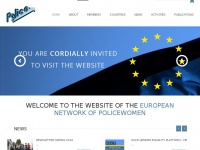 Enp.eu - ENP (European Network of Policewomen) | Optimizing the position of policewomen in the European police services
