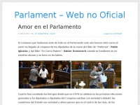 Parlament – Web no Oficial