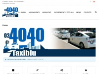 Taxiblu.it - Taxiblu Milano 024040 - home -