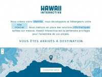 Hawaii.do - Hawaii Interactive - Graphisme, Internet et Informatique