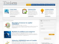 Thinkem.es - Thinkem - Coaching & Training for Business