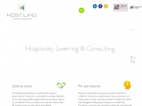 Home Page | Hostling -Hospitality Learning & Consulting