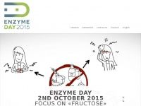 Enzymeday.at - Enzyme Day 2015 | One out of six is suffering from food intolerance