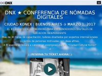 Conferencia de Nómadas Digitales ✰ DNX