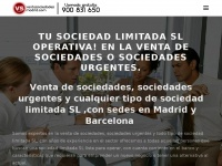 ventasociedadesmadrid.com