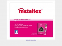 metaltex.com.mx