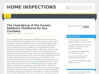 Hymnus.us - Home Inspections