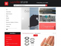 Wunderstore.co.uk - Wunderstore: Hundreds of shops just a click away!