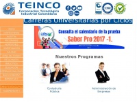 teinco.edu.co Thumbnail