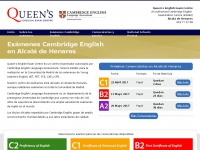 queensenglishexamcentre.es