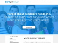 Typemyessay.co.uk - Write my Essay * Get Top Quality Essay Writing Service Help!