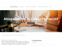 Abogados de accidentes Florida | Abogados de accidentes