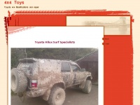 4x4toys.co.uk - Toyota Hilux Surf Specialists
