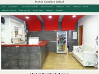 hotelconfortariari.com.co