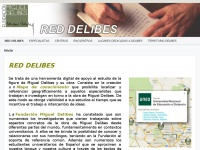 red-delibes.es