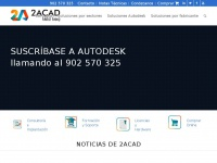 2acad.es - 2aCAD Global Group - Autodesk Platinum Partner