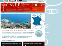 Cmef-monaco.fr - French summer camps French courses France Nice Monte-Carlo | CMEF