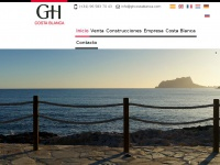 GHcostablanca · Real Estate in Calpe
