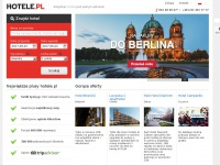 Cheap hotels Poland and worldwide | Hotele.pl