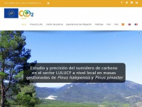 LIFE FOREST CO2 – PROYECTO LIFE FOREST CO2