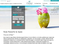 Now Resorts & Spas - Sitio Oficial Costa Rica