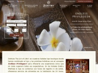 Zoetry Wellness & Spa Resorts - Sitio Oficial Panama