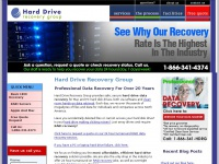 Harddriverecovery.org - Hard Drive Recovery Services and RAID Recovery | Dell PowerEdge, HP ProLiant, MacBook And Western Digital Specialists
