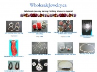 Wholesalejewelry.ca - Wholesale jewelry, wholesale clothing sarong. Thailand sterling silver jewelry and fashion apparel manufacturer distributor in Canada