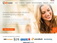 Idnow.es - IDnow – personal identification and electronic signatures