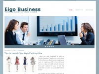 Ei-go.info - Eigo Business – The best way to predict your future is to create it