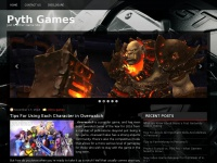 Pyth.info - Pyth Games – Just Another Game Site