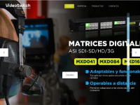 Videoswitch - EQUIPAMIENTO PARA VIDEO Y AUDIO PROFESIONAL -