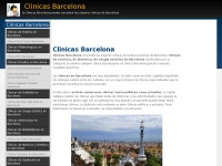 clinicasbarcelona.org