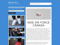 Nikeairforce1canada.ca - Nike Air Force Canada Is a Famous Nike Series, Many People Want To Have It