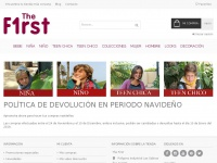 thefirst.es