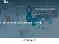 CDE | Clinical Document Engineering ES