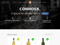 Connosr.com - Connosr - A Community of Whisky Lovers. Reviews, Ratings & More