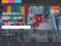 Excel.london - Visitor homepage - ExCeL London