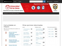 Repositorio.unillanos.edu.co - Repositorio Universidad de los Llanos: Página de inicio