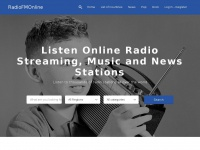 Radiofmonline.net - Listen Online Radio Streaming, Music and News Stations - RadioFMOnline